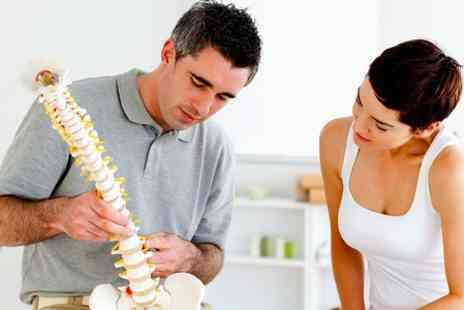 Salus Wellness - Full Osteopathic Examination and Treatment  - Save 50%