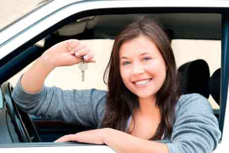 Driving Centre UK - Young Driver Training Course - Save 69%