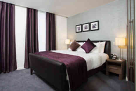 Staybridge Suites Birmingham - Stylish Birmingham City Apartment Break For Two - Save 51%