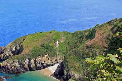 Undercliff Guest House - Two night Stay at a sea side guest house on the Bouley Bay in Jersey - Save 35%