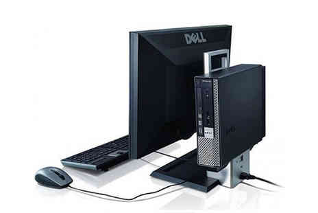 Refurb That - Choice of Dell Optiplex Ultra All in One PCs - Save 29%