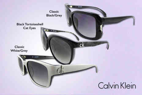Discounted Sunglasses - Pair of Calvin Klein sunglasses - Save 64%