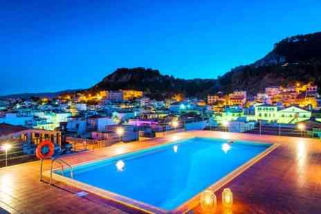 Strada Marina - Five Nights Stay For Two With Breakfast in Zante - Save 50%