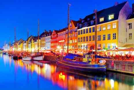 Seasonal Holidays - Two Nights With Breakfast and Flights in Copenhagen - Save 50%