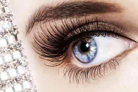 Spoilt Hair & Beauty - Full Set of Eyelash Extensions - Save 66%