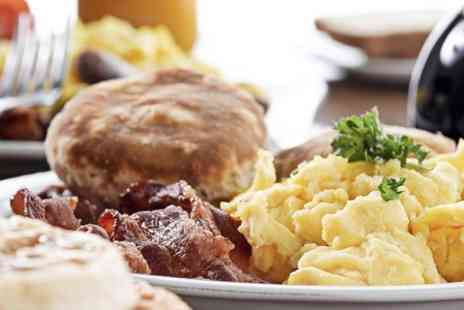 Smorrebrod - Full English Breakfast For Two With Drinks - Save 52%