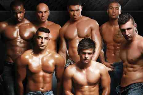 UK Pleasure Boys - Male Revue Show Ticket With Calendar - Save 41%