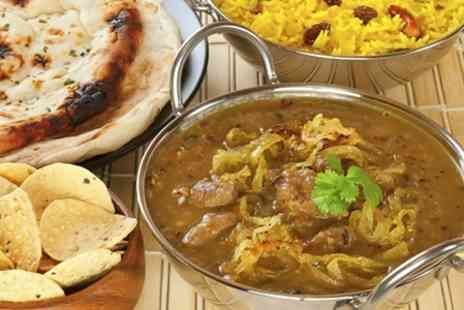 Five Rivers - Spend on Indian Cuisine  - Save 50%