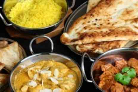 Punjabi Tadka - £17.95 for a Meal for 2 plus a Glass of Wine or Bottle of Beer - Save 54%