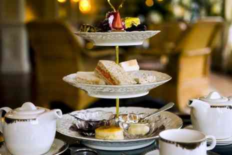 Theclub and spa at Cadbury House - Afternoon Tea For Two Plus Bubbly - Save 53%