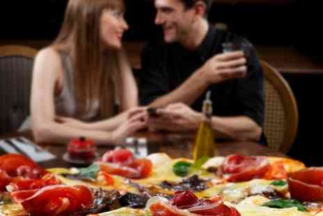 Casanova Pizzeria Ristorante - Two Course Italian Lunch For Two - Save 50%