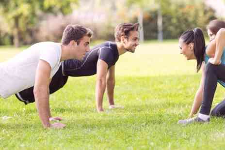 Infiniti Fitness 121 - Eight Week Bootcamp Plus Personal Training - Save 50%
