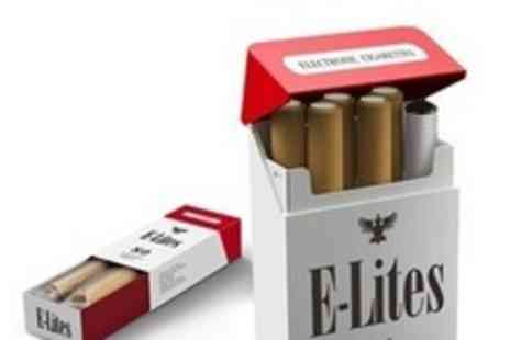 E-Lites - E40 Electronic Cigarette Starter Kit - Save 59%