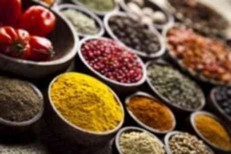 Mrs Curry - Full day Indian cookery class for four - Save 50%