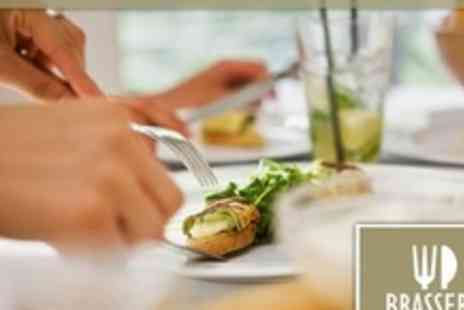 Brasserie at West Park - Two Gourmet Burgers - Save 63%