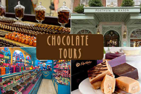 Celebrity Planet -  Chocolate Tasting guided walking Tours - Save 50%