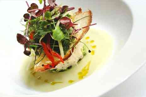 Cafe Des Amis - Three Courses & Bubbly for 2 - Save 61%