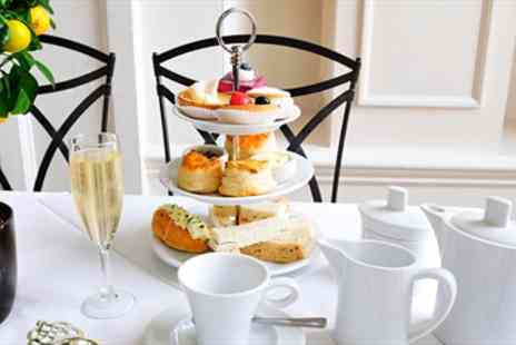 The Keys Restaurant - Afternoon Tea & Bubbly for 2  - Save 50%