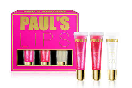 liplash - Pauls Boutique Lip Gloss Set - Save 60%