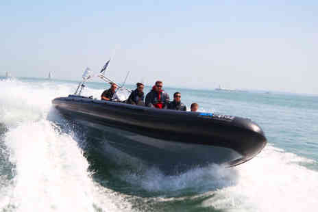 Seadogz - 60 Minute Extreme Speedboat Experience - Save 58%