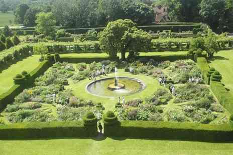 Shenley Park Craft - Two Tickets to Hatfield House Garden Show   - Save 30%