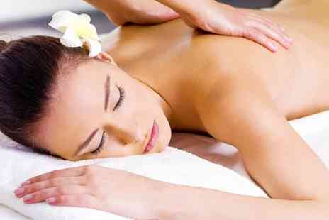 Akeba - Luxury Facial With Back Massage Plus Wash and Blow Dry - Save 65%
