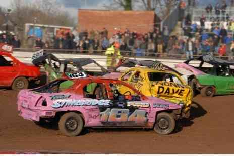 Startrax - Stock Car Racing Tickets For Two - Save 50%