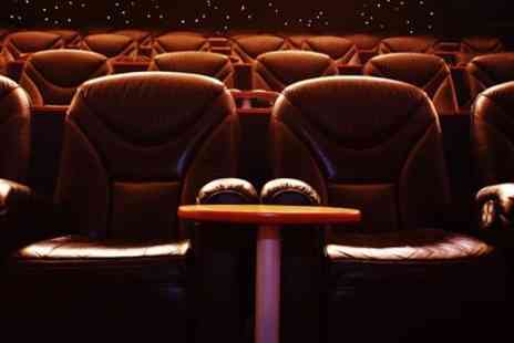 Dominion Cinema - Two Tickets To Specialist, luxury cinema with leather chairs and tables - Save 68%