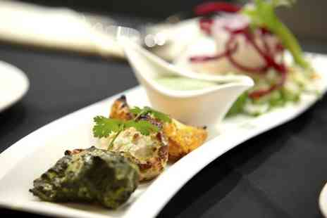 Taj Lounge - Main Course With Sides For Two Or four - Save 58%