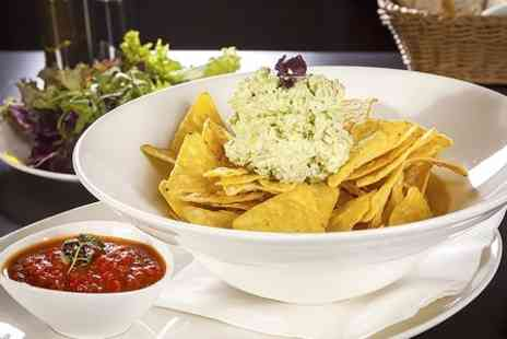 Ta Bouche - Nachos With Cocktails or Wine For Two - Save 57%