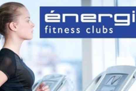 Energie Fitness Fulham - Ten Gym Passes - Save 82%