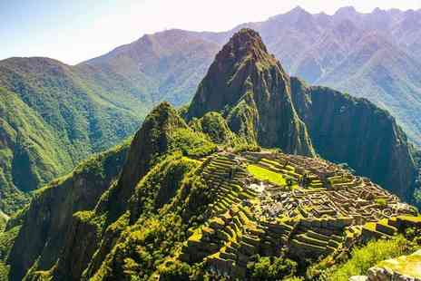Inspired Challenge - 11 day group trek to Machu Picchu including meals, drinks, tents and tri lingual guide - Save 43%