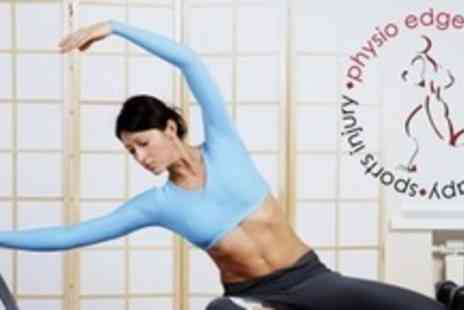PhysioEdge - Five Reformer Pilates Sessions - Save 72%
