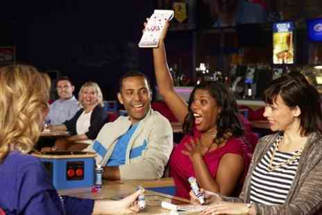 Gala Bingo - Ten Games, Dinner and Drinks For Two - Save 71%