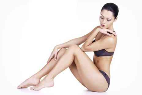 Nainas Beauty Box - Six IPL Hair Removal Sessions on One, Two or Three Areas - Save 89%
