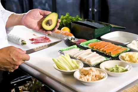 The Sherwood Cookery Workshop - Three Hour Sushi or Tapas Making Class  - Save 70%