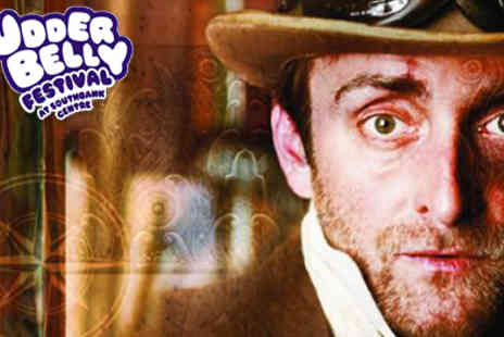 Underbelly - Childrens Comedy Show Tim Fitzhigham Challenge - Save 50%
