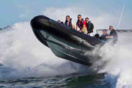 Seadogz - One Hour RIB Thrill Ride For One  - Save 60%
