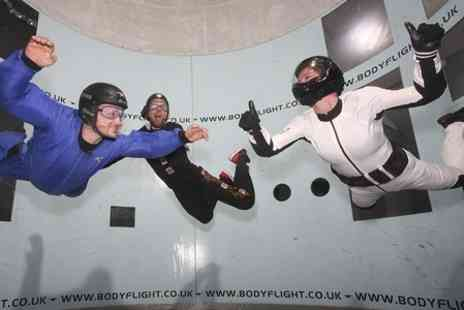 Bodyflight Bedford - Indoor Skydiving  - Save 50%
