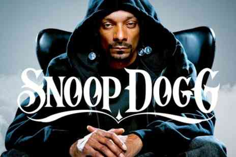 Loose Cannon - Snoop Dogg Open Air Concert Plus Drink - Save 15%