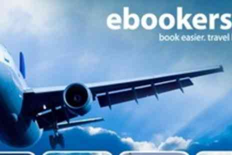 ebookers.com - £50 Voucher Towards Flight and Hotel Packages in North America and Mexico - Save 50%