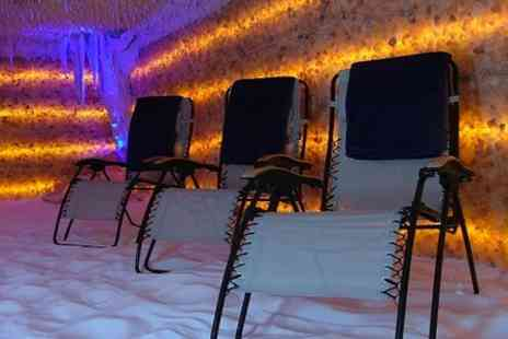 The Adalex Clinic - One  Session of Salt Grotto   - Save 52%