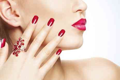 Flitz Herbal and Holistic Centre - Ayurvedic Facial With Shellac Manicure  - Save 71%