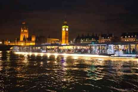 River Thames Cruises -  Evening Cruise With Bucks Fizz  - Save 51%