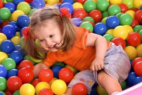 Time 2 Play Doncaster - Childrens Soft Play Area Passes - Save 50%
