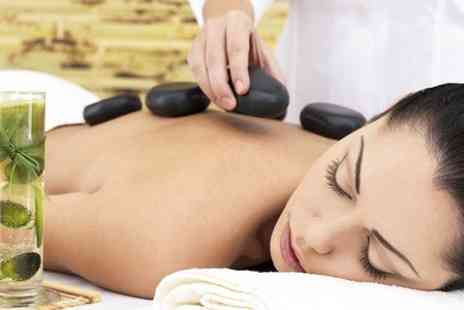 ABL CLINIC - One Hour Back Massage Plus Indian Head Massage - Save 72%