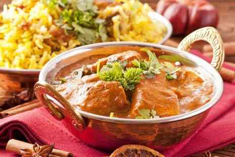 Ignite - Two Course Indian Meal For Two - Save 61%