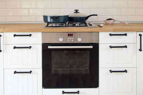 Ovenclean - Full Clean of Single Oven with Grill - Save 55%