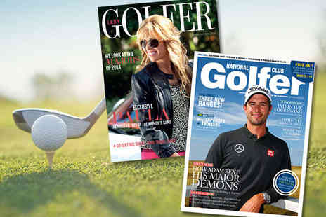 Nationalclubgolfer - 12 Issue Subscription to National Club Golfer with Delivery Included plus Access to Digital Magazine - Save 71%