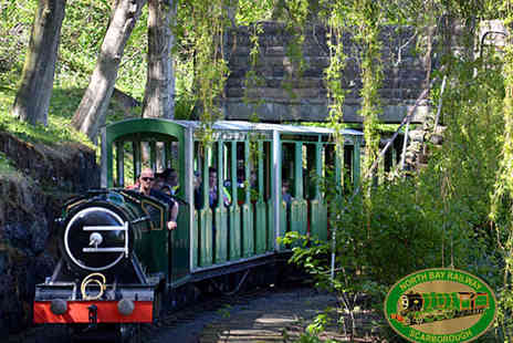 North Bay Railway - Ticket for Railway Ride for One Adult and One Child  - Save 64%